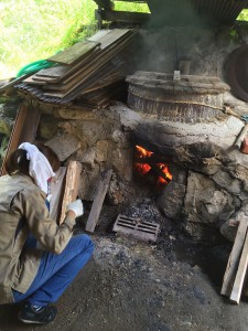 4 煮熟釜